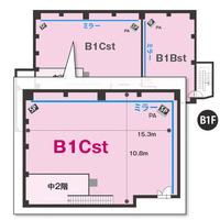 B1Cstレイアウト図